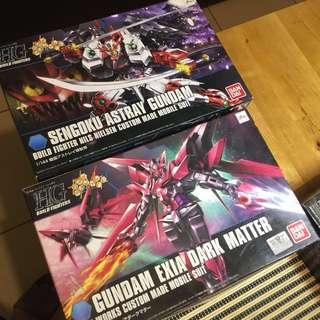 Gundam Bundle! 2 for the price of 1