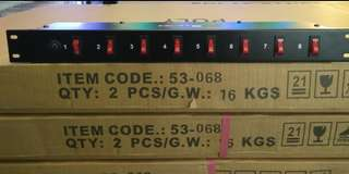 Stop Kontak 8 Ch for Lighting