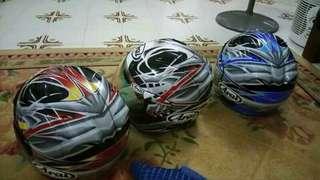 Finding for Arai Okada Helmet