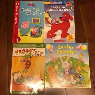 Children's books 兒童圖書