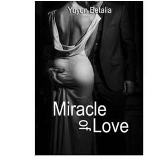 Ebook Miracle Of Love - Yuyun Betalia
