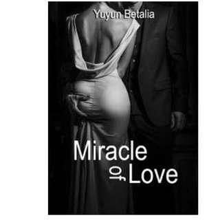 Ebook Miracle Of Love - Yuyun Betalia