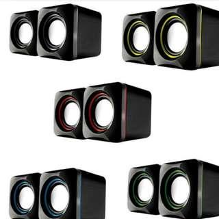 Speaker multimedia