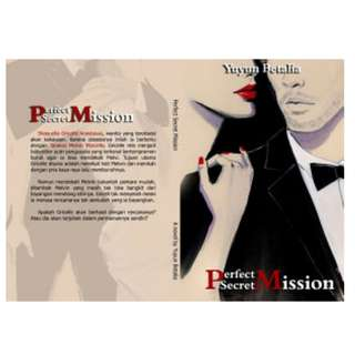 Ebook Perfect Secret Mission - Yuyun Betalia