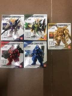 換/售 FW Gundam Converge