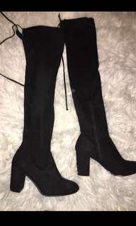 Knee High Boots Size 6