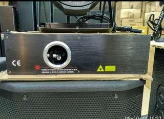 Laser lamp box 1 WATTS