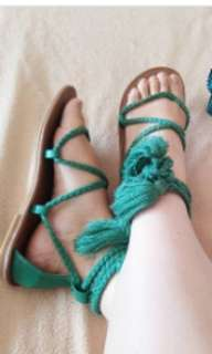 Forever21 Gladiator Sandals Flats