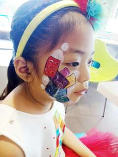 Face Painting for birthday parties Unlimited 2 Hours 1 artist
