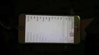 🚚 I phone6s+ 64G 9成新