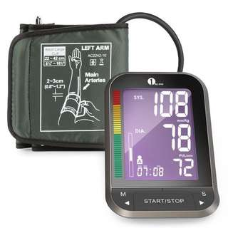 Portable Blood Pressure Monitor!!