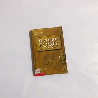 🦉 Artemis Fowl by Eoin Colfer