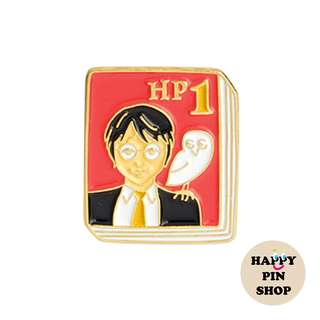 Harry Potter and the Sorcerer's Stone Enamel Pin