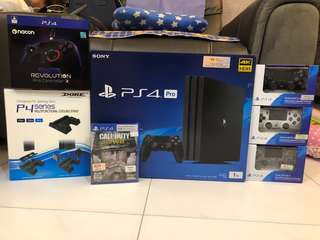 NEW PS4 With Call Of Duty WW2