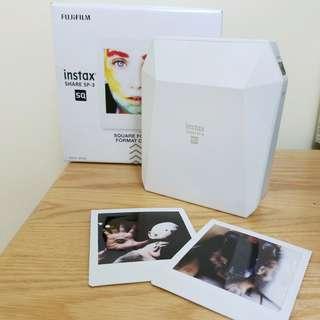 Fuji Film instax share square printer