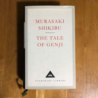 "🚚 Pre-owned Hardcover ""Tales of Genji"""