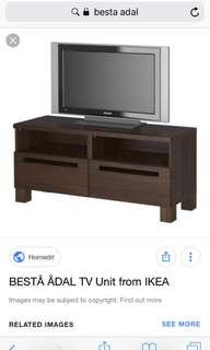 IKEA Besta Adal tv bench