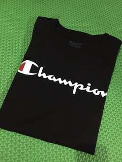 Champion Script Tee