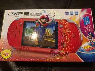 Pxp3 Handheld Gaming