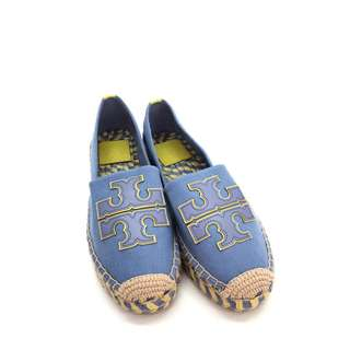 Tory Burch Espadrille Shoes size 6.5