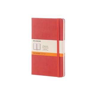 🚚 Moleskine Large Classic Notebook (Ruled/Hard Cover)