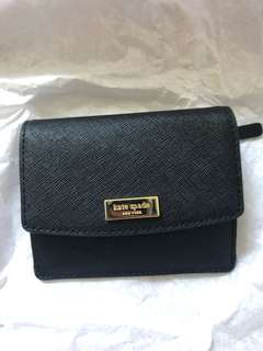 New Kate spade laurel way wallet