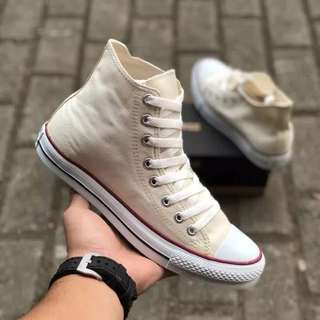 Sepatu Converse Chuck Taylor All Star Classic OX High BNIB ORIGINAL