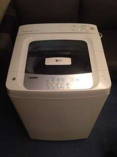 LG Washing Machine Automatic 7kg Fuzzy Logic TurboDrum not ikea