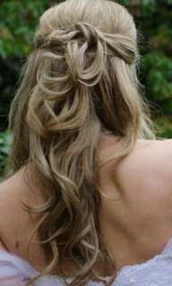 Ashy blonde hair extensions