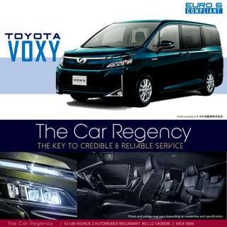 Toyota VOXY HYBRID ( 7 SEATER )( 2018 )( NEW )( MPV )( HYBRID )
