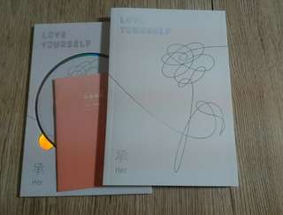 BTS Love Yourself Her 'O' Album
