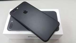 Iphone7 plus 256Gb 黑色