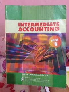 Intermediate accounting edisi 8