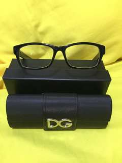 D&G eye glass