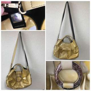Bvlgari Chandra Two way Bag