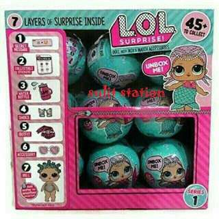 LOL SURPRISE GIRLS BLIND EGG PARTY GIVEAWAY SOUVENIR FAVOR