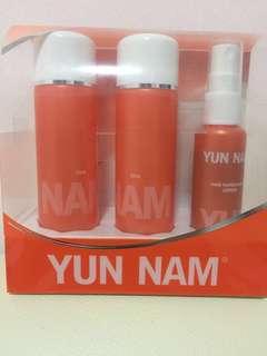 Exclusive Yun Nam HairCare Set