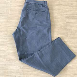 Uniqlo pattern pants
