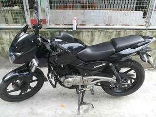 Kawasaki 180cc