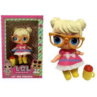 LOL SURPRISE GIRLS DOLL TOY FIGURE CAKE TOPPER