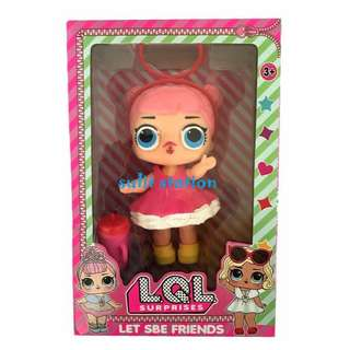 LOL SURPRISE GIRLS DOLL TOY FIGURES