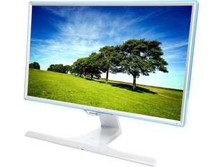 Samsung Glossy White 23.6 Inch Widescreen