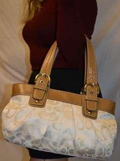 💯%Authentic Coach Handbag