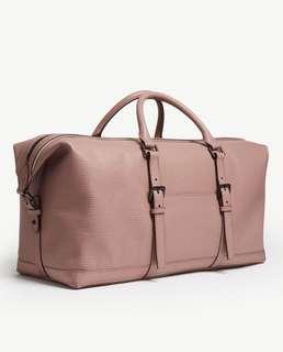 TED BAKER Ragmar Palmelato leather holdall (原價$3000)