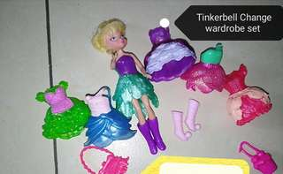 Tinkerbell Toy Set