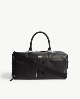 TED BAKER Finlee pebbled leather holdall (原價$3000)