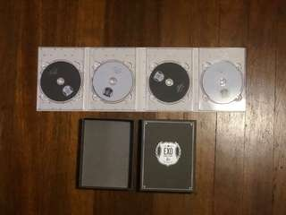 EXO - First Box (Limited Edition - Korean Version)