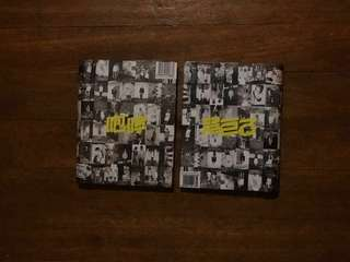 EXO - Growl Repackaged Album (Kiss and Hug Version)