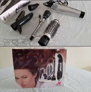 BN Unique Hair Curling Iron Set (Amway)
