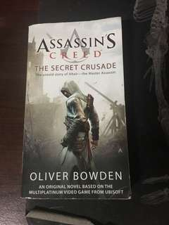 ASSASSINS CREED ~ THE SECRET CRUSADE